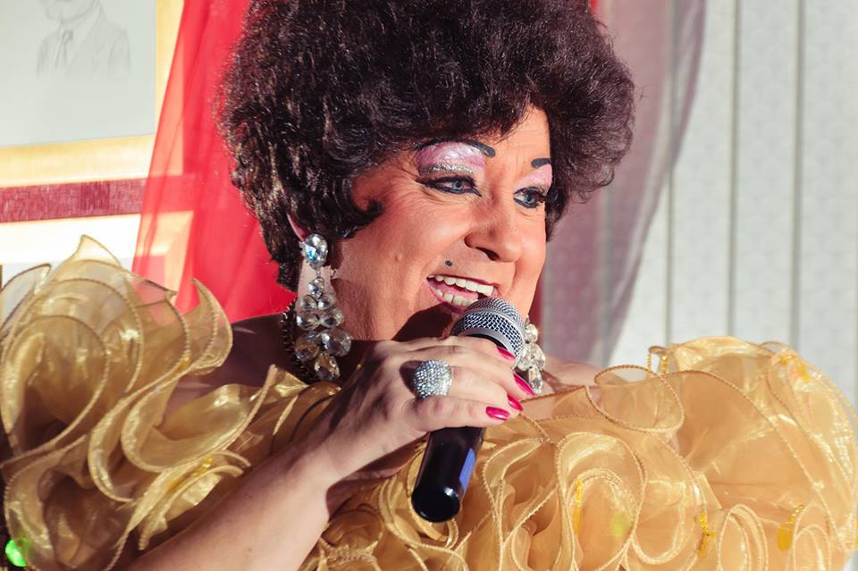 Bobby Mandrell drag act Hull