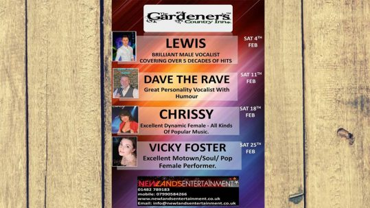 live entertainment Hull East Yorkshire